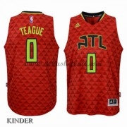 Basketball Trikot Kinder Atlanta Hawks 2015-16 Jeff Teague 0# Alternate Swingman..