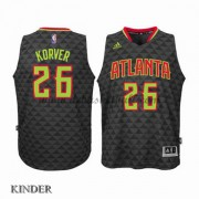 Basketball Trikot Kinder Atlanta Hawks 2015-16 Kyle Korver 26# Road Swingman..