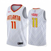 Basketball Trikot Kinder Atlanta Hawks 2019-20 Trae Young 11# Association Edition Swingman..
