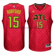 Atlanta Hawks Basketball Trikots 2015-16 Al Horford 15# Alternate Trikot Swingman..