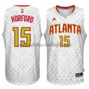 Atlanta Hawks Basketball Trikots 2015-16 Al Horford 15# Home Trikot Swingman..