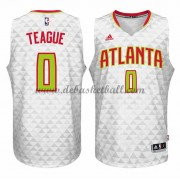 Atlanta Hawks Basketball Trikots 2015-16 Jeff Teague 0# Home Trikot Swingman..
