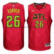 Atlanta Hawks Basketball Trikots 2015-16 Kyle Korver 26# Alternate Trikot Swingman..