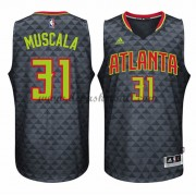 Atlanta Hawks Basketball Trikots 2015-16 Mike Muscala 31# Road Trikot Swingman..