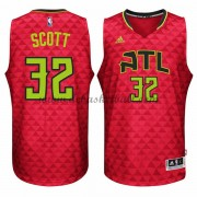 Atlanta Hawks Basketball Trikots 2015-16 Mike Scott 32# Alternate Trikot Swingman..
