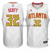 Atlanta Hawks Basketball Trikots 2015-16 Mike Scott 32# Home Trikot Swingman..