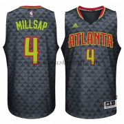 Atlanta Hawks Basketball Trikots 2015-16 Paul Millsap 4# Road Trikot Swingman..