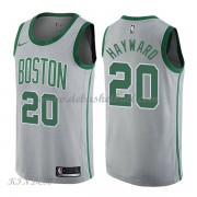 Basketball Trikot Kinder Boston Celtics 2018 Gordon Hayward 20# City Swingman..