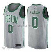 Basketball Trikot Kinder Boston Celtics 2018 Jayson Tatum 0# City Swingman..