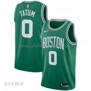 Basketball Trikot Kinder Boston Celtics 2018 Jayson Tatum 0# Road Swingman..