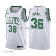 Basketball Trikot Kinder Boston Celtics 2018 Marcus Smart 36# Home Swingman..