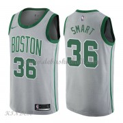 Basketball Trikot Kinder Boston Celtics 2018 Marcus Smart 36# City Swingman..