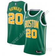 Basketball Trikot Kinder Boston Celtics 2019-20 Gordon Hayward 20# Grün Earned Edition Swingman..