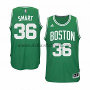 Boston Celtics Basketball Trikots 2015-16 Marcus Smart 36# Road Trikot Swingman..