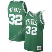 Boston Celtics Basketball Trikots NBA 1985-86 Kevin McHale 32# Grün Hardwood Classics Swingman..