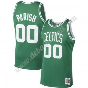 Boston Celtics Basketball Trikots NBA 1985-86 Robert Parish 00# Grün Hardwood Classics Swingman..