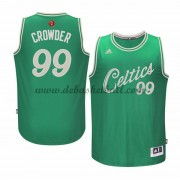 Boston Celtics NBA Trikots 2015 Jae Crowder 99# NBA Weihnachten Trikot Swingman ..
