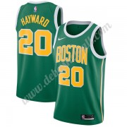 Boston Celtics Basketball Trikots NBA 2019-20 Gordon Hayward 20# Grün Earned Edition Swingman..