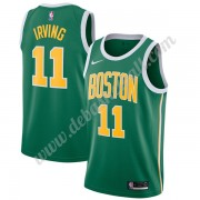 Boston Celtics Basketball Trikots NBA 2019-20 Kyrie Irving 11# Grün Earned Edition Swingman..