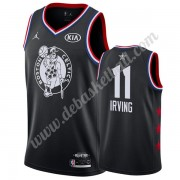 Boston Celtics Basketball Trikots 2019 Kyrie Irving 11# Schwarz All Star Game Swingman..