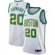 Boston Celtics Basketball Trikots NBA 2019-20 Gordon Hayward 20# Weiß City Edition Swingman..