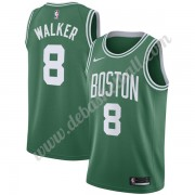 Boston Celtics Basketball Trikots NBA 2019-20 Kemba Walker 8# Grün Icon Edition Swingman..
