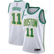 Boston Celtics Basketball Trikots NBA 2019-20 Kyrie Irving 11# Weiß City Edition Swingman..