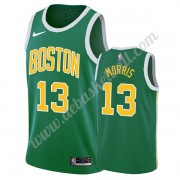 Boston Celtics Basketball Trikots NBA 2019-20 Marcus Morris 13# Grün Earned Edition Swingman..