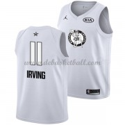 Boston Celtics Basketball Trikots Kyrie Irving 11# White 2018 All Star Game Swingman..