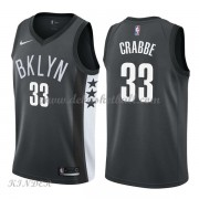 Basketball Trikot Kinder Brooklyn Nets 2018 Allen Crabbe 33# Alternate Swingman..