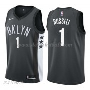 Basketball Trikot Kinder Brooklyn Nets 2018 D'Angelo Russell 1# Alternate Swingman..