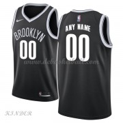 Basketball Trikot Kinder Brooklyn Nets 2018 Road Swingman..