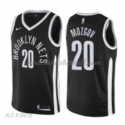 Basketball Trikot Kinder Brooklyn Nets 2018 Timofey Mozgov 20# City Swingman..