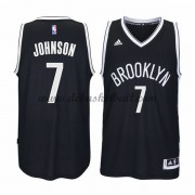 Brooklyn Nets Basketball Trikots 2015-16 Joe Johnson 7# Road Trikot Swingman..