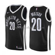 Brooklyn Nets Basketball Trikots 2018 Timofey Mozgov 20# City Swingman..