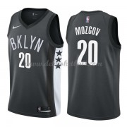 Brooklyn Nets Basketball Trikots 2018 Timofey Mozgov 20# Alternate Trikot Swingman..