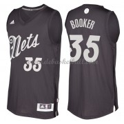 Brooklyn Nets Trikot 2016 Trevor Booker 35# NBA Weihnachten Trikot Swingman..