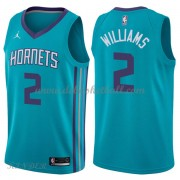 Basketball Trikot Kinder Charlotte Hornets 2018 Marvin Williams 2# Road Swingman..