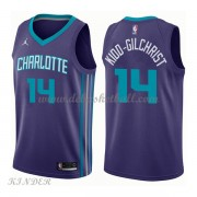 Basketball Trikot Kinder Charlotte Hornets 2018 Michael Kidd-Gilchrist 14# Alternate Swingman..