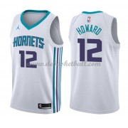 Charlotte Hornets Basketball Trikots 2018 Dwight Howard 12# Home Trikot Swingman..
