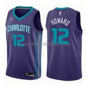 Charlotte Hornets Basketball Trikots 2018 Dwight Howard 12# Alternate Trikot Swingman..