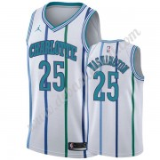 Charlotte Hornets Basketball Trikots NBA 2019-20 P. J. Washington 25# Weiß Classics Edition Swingman..