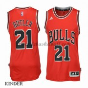 Basketball Trikot Kinder Chicago Bulls 2015-16 Jimmy Butler 21# Road Swingman
