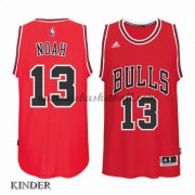Basketball Trikot Kinder Chicago Bulls 2015-16 Joakim Noah 13# Road Swingman