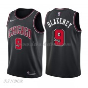 Basketball Trikot Kinder Chicago Bulls 2018 Antonio Blakeney 9# Alternate Swingman..
