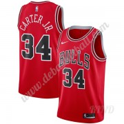 Basketball Trikot Kinder Chicago Bulls 2019-20 Wendell Carter Jr. 34# Rot Icon Edition Swingman..