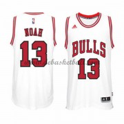 Chicago Bulls Basketball Trikots 2015-16 Joakim Noah 13# Home Trikot Swingman