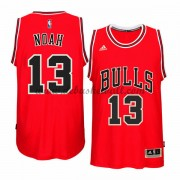 Chicago Bulls Basketball Trikots 2015-16 Joakim Noah 13# Road Trikot Swingman