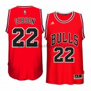 Chicago Bulls Basketball Trikots 2015-16 Taj Gibson 22# Road Trikot Swingman