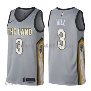 Basketball Trikot Kinder Cleveland Cavaliers 2018 George Hill 3# City Swingman..